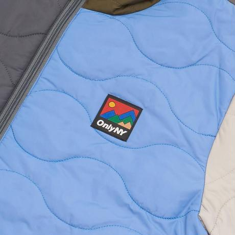 Only NY / Bowline Quilted Jacket ( Multi )