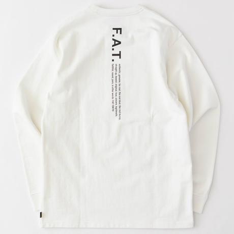 FAT / OTee L  (WHITE)