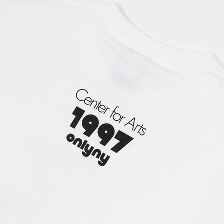 Only NY /  Arts Center T-shirt (White)