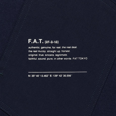 FAT / MAINFLOW  (NAVY)