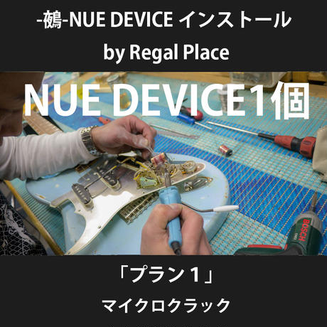 -鵺- NUE DEVICE インストール by Regal Place / プラン1 / NUE 1個込み ver.