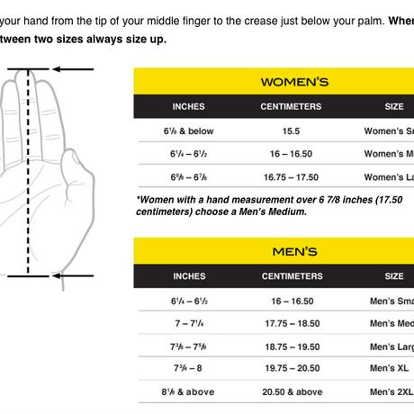 数量限定:指付きのラバー製品  / TACTICAL // WOMENS:3 Fingers