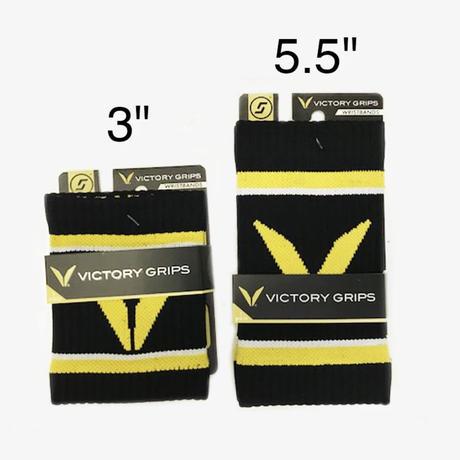 "VictoryGrips /Compression Wrist Band 両手Set (3"" & 5.5"")"