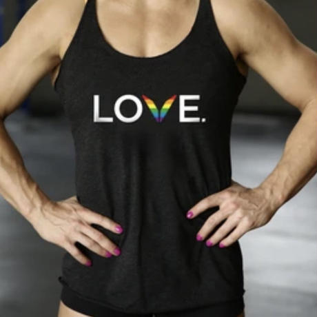 Victory Grips// WOMEN'S LOVE TANK