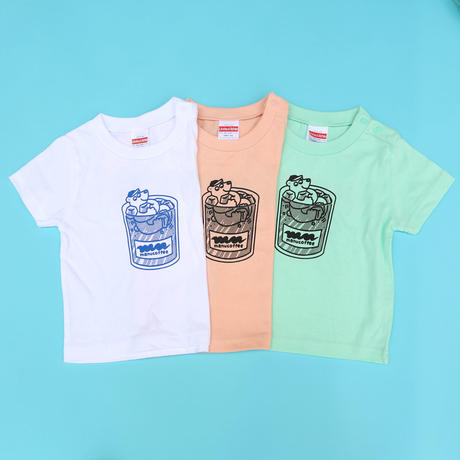 LURK × manu coffee T-SHIRTS No.6 [KIDS]