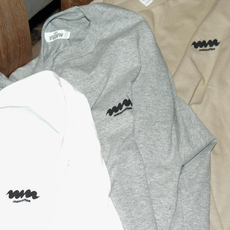 manu logo Long Sleeve T-shirts (3 color)