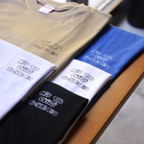 LURK × manu coffee T-SHIRTS No.1