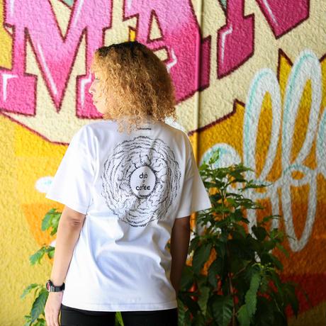 """dub on coffee"" T-shirts ( design by MASATOO HIRANO)"