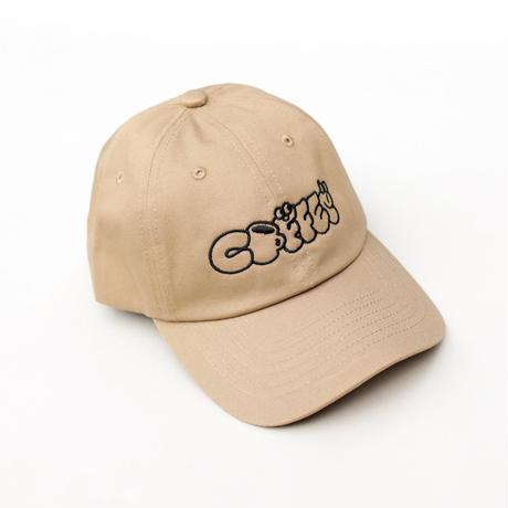 """coffee"" logo cap (artwork by LURK / 4 color)"