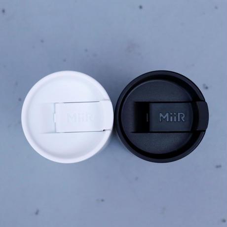 """【取替用】Bottle Rid (Black / White) - for """"COFFEE"""" Wide Mouth Bottle"""