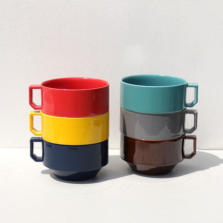 【ONLINE各色5個限定】HASAMI × manu coffee 『POT & MANUA SET』
