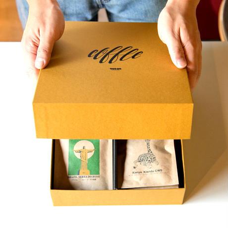 【コーヒー豆ギフト】ユニバースセット:コーヒー豆+ドリップバッグ+チョコ+金平糖