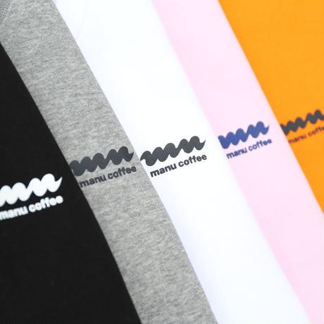 manu logo CREWNECK SWEAT