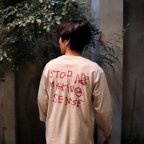 """STOP MAKING SENSE"" Long Sleeve T-shirt"