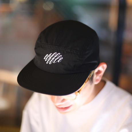 """coffee"" logo cap (BLK/NAVY)"