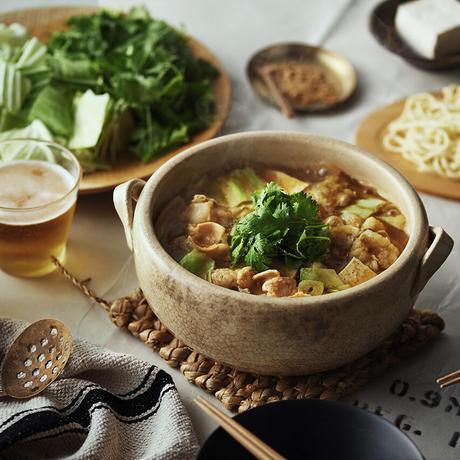 【GARAM × キヨトク × manucoffee】カレー鍋のつゆ (2人前)