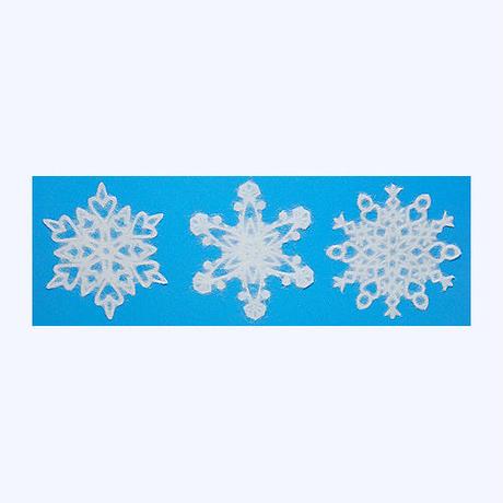 SNOWFLAKE #105 Emotion (S-size)