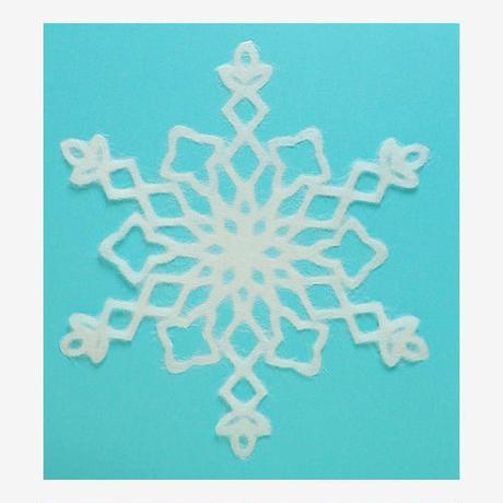 SNOWFLAKE #210 Kaleidoscope #1 (L-size)