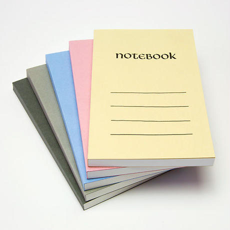 Paperback Notebook