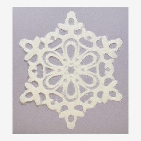 SNOWFLAKE #217 Kaleidoscope #2 (L-size)