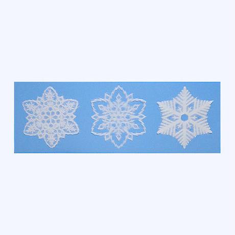SNOWFLAKE #101 Lace (S-size)