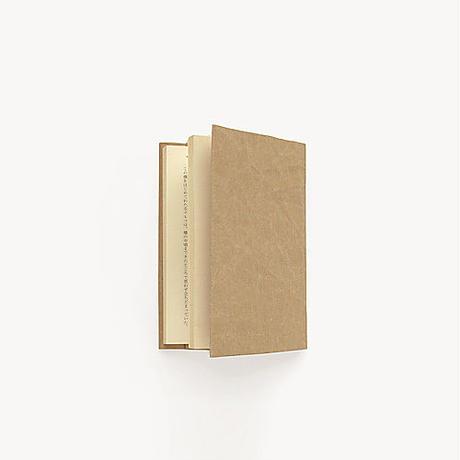 SIWA|紙和 ブックカバー 文庫サイズ