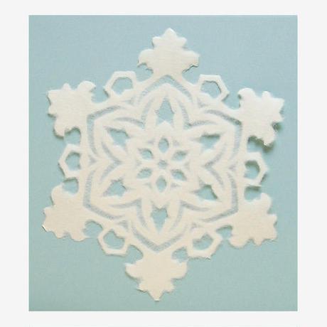SNOWFLAKE #212 Samarkand (L-size)