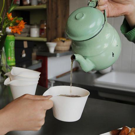 コーヒーカップ6個入 パッケージ(袋)