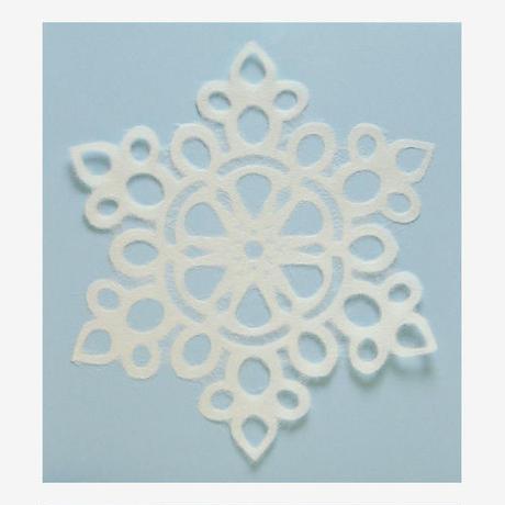 SNOWFLAKE #213 Mosaic (L-size)