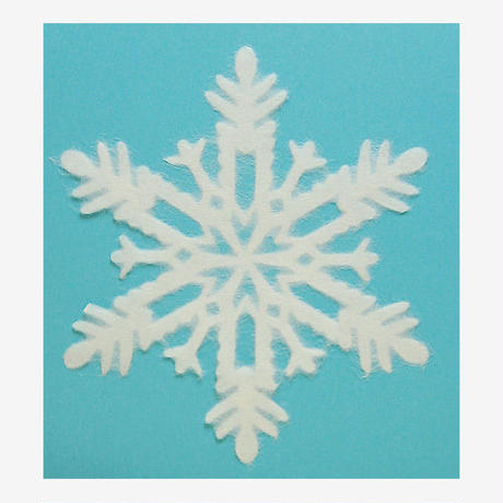 SNOWFLAKE #209 Matsuyama (L-size)