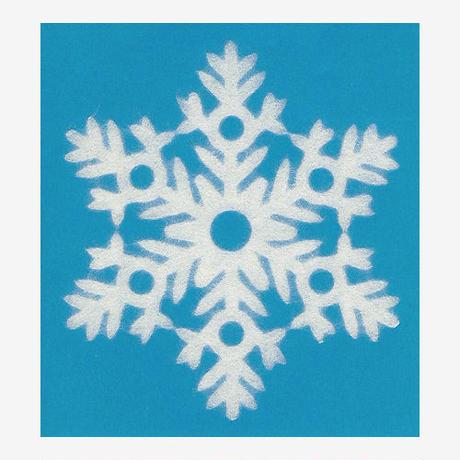 SNOWFLAKE #207  Gifu (L-size)