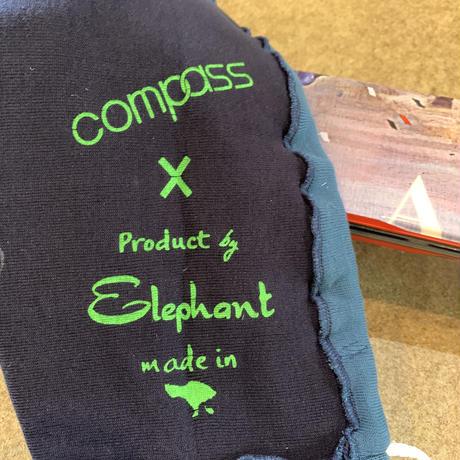 [NEW] compass x Elephant スキーケース