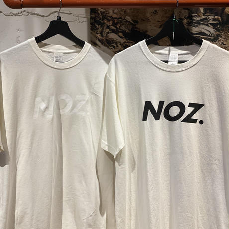 NOZ. T-シャツ
