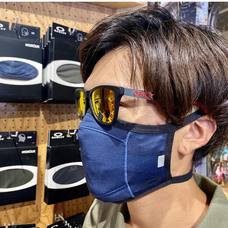 MASK FITTED LITE オークリー マスク