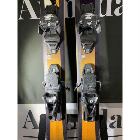 19-20 TRACE108 164CM*USED*