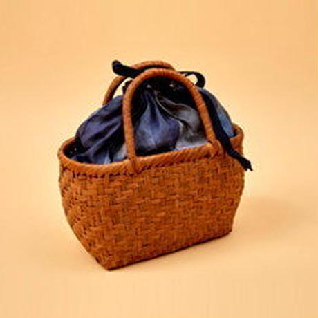Nigel Cabourn WOMAN BASKET BAG - SMALL ブルー [NIG050]