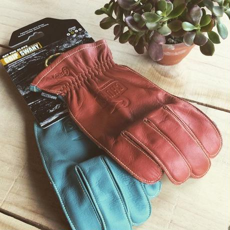 CHUMS Grip Swany×Chums Glove [Chu107]
