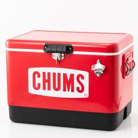 CHUMS Steel Cooler Box 54L [Chu101]