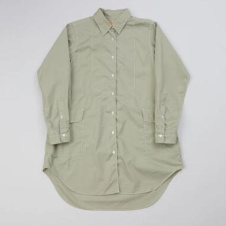 Nigel Cabourn WOMAN チュニックシャツ [NIG023]