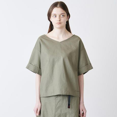 GRAMICCI(グラミチ) リネン2ウェイ シャツ [GLJK-21S035]