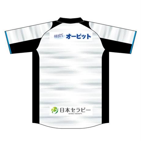 【大人・子ども】FPレプリカユニフォームシャツ(ホワイト)、番号・ネーム無し
