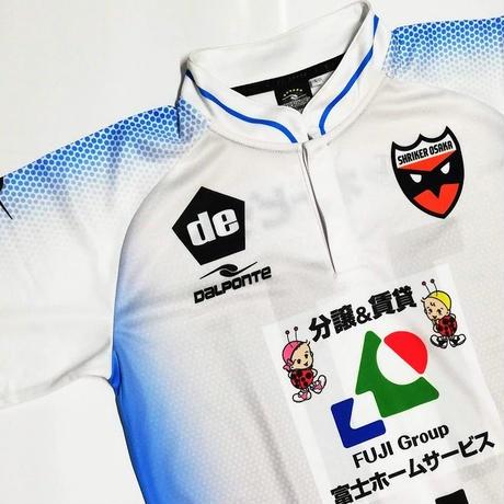 【大人】FPシャツ(ホワイト)、番号・ネーム有り