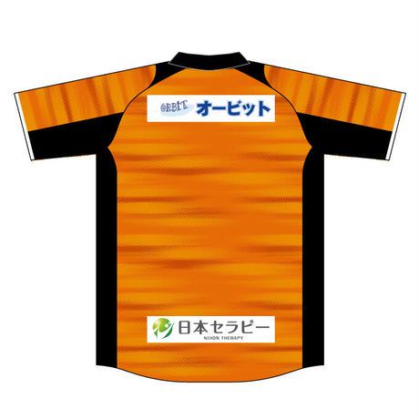 【大人・子ども】FPレプリカユニフォームシャツ(オレンジ)、番号・ネーム無し