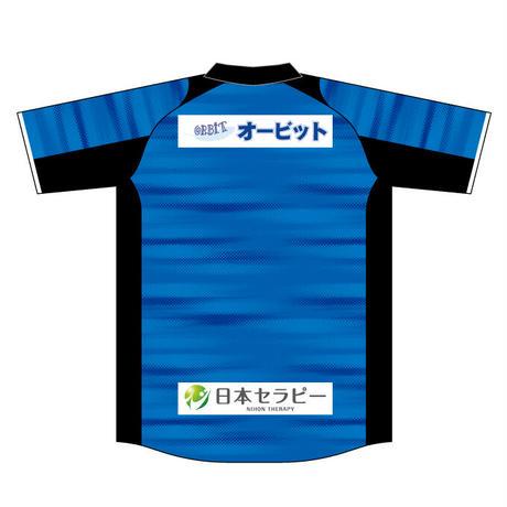 【大人・子ども】GKシャツ(ブルー)、番号・ネーム無し