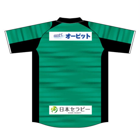 【大人・子ども】GKシャツ(グリーン)、番号・ネーム無し