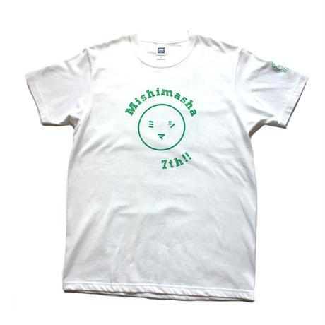 ミシマ社 7周年記念Tシャツ