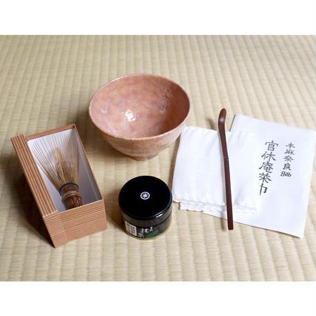 【入門セットB】千宗屋「季節のなかでお茶を愉しむ 〜茶の湯入門の入門」