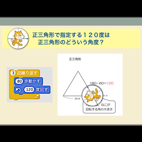 正多角形をプログラムを使ってかこう(for Win)