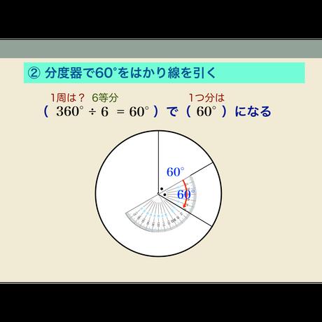 正多角形をプログラムを使ってかこう(for Mac)