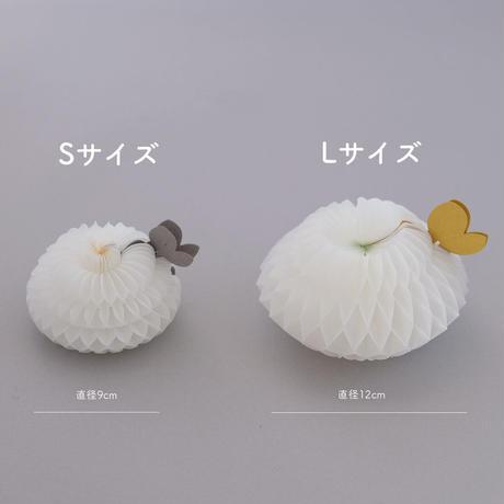 花さくメッセージカード / ちょう / Lサイズ